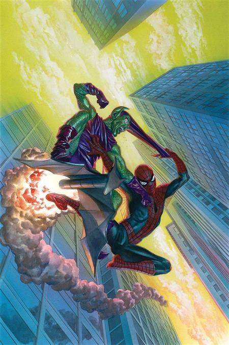 AMAZING SPIDER-MAN #798 LEG