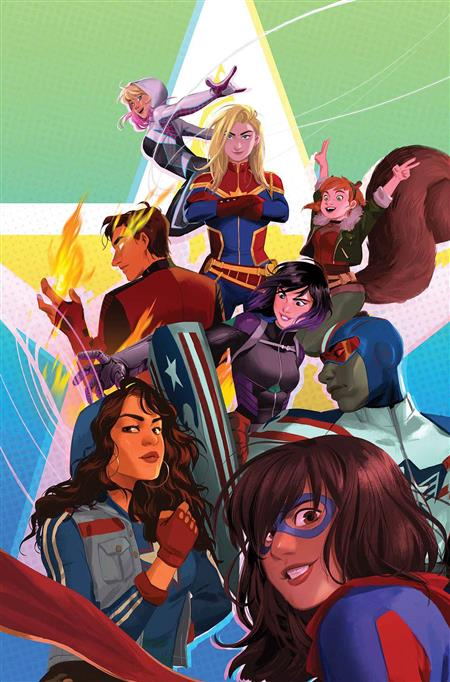 MARVEL RISING #0 * Limit 1 per customer