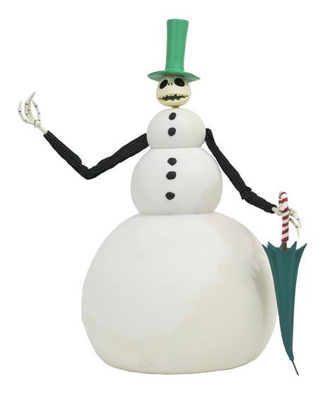 NBX JACK SNOWMAN DLX DOLL (C: 1-1-2)