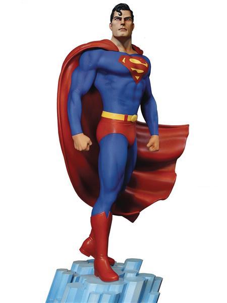 DC SUPER POWERS COLL SUPERMAN 17IN MAQUETTE (C: 1-1-2)