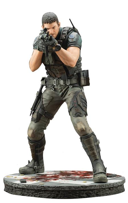 RESIDENT EVIL VENDETTA CHRIS REDFIELD ARTFX STATUE (C: 1-1-2