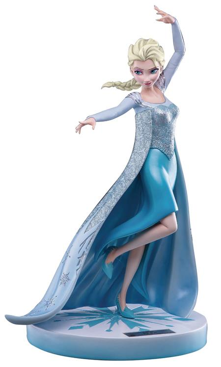 DISNEY FROZEN QUEEN ELSA OF ARENDELLE 1/4 SCALE STATUE (Net)