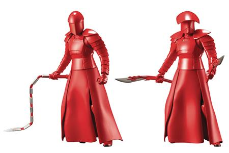 STAR WARS ELITE PRAETORIAN GUARD 2PK ARTFX+ STATUE (C: 1-1-2