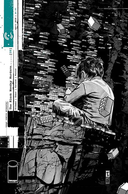 BLACK MONDAY MURDERS #9 (MR)