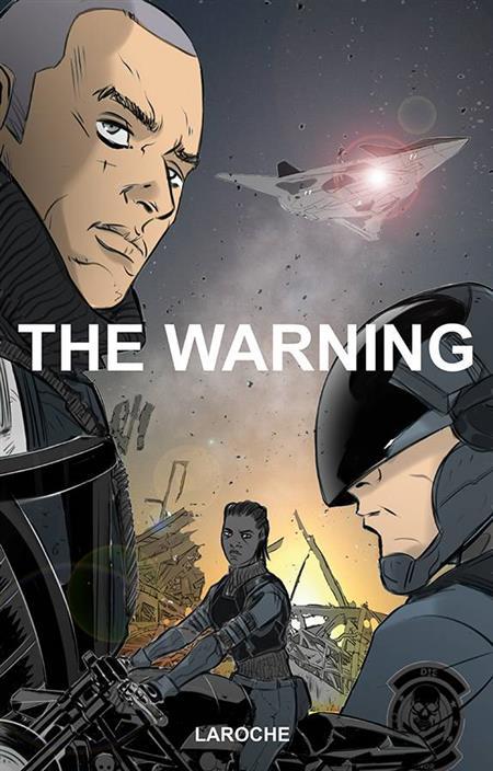 WARNING TP VOL 01 (MR)