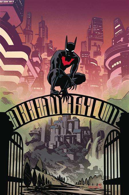 BATMAN BEYOND #31