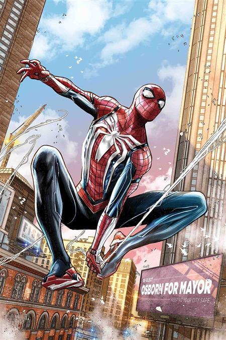 MARVELS SPIDER-MAN CITY AT WAR #2 (OF 6)