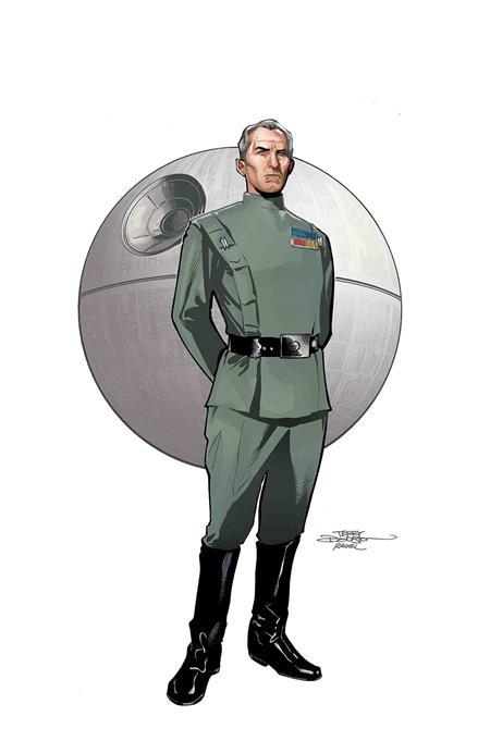 STAR WARS AOR GRAND MOFF TARKIN #1