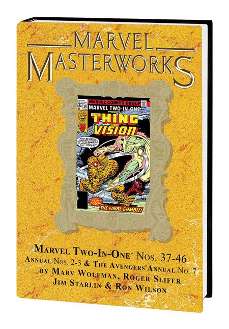 MMW MARVEL TWO IN ONE HC VOL 04 DM VAR ED 278