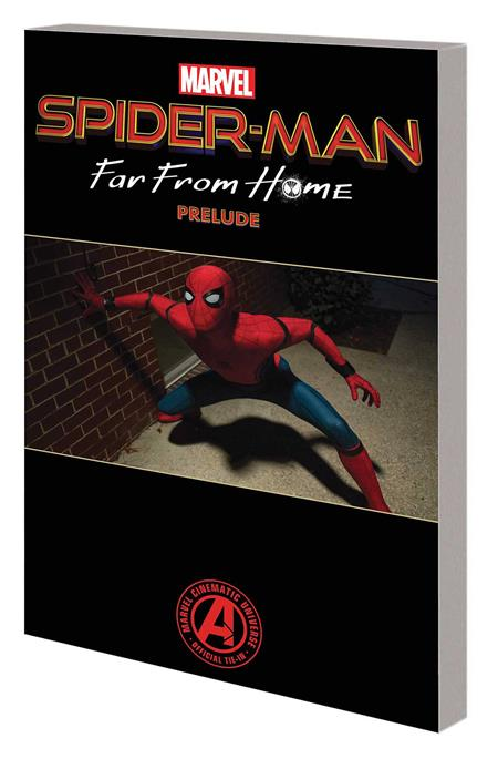 SPIDER-MAN FAR FROM HOME PRELUDE TP