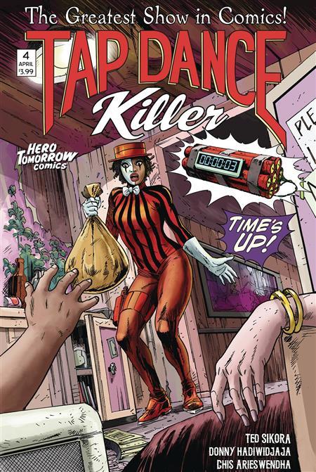 TAP DANCE KILLER #4 CVR A  MAIN