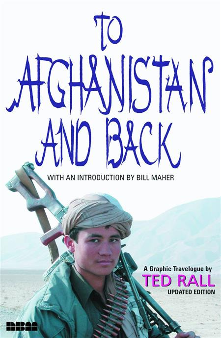 TO AFGHANISTAN AND BACK SC (NEW PTG)