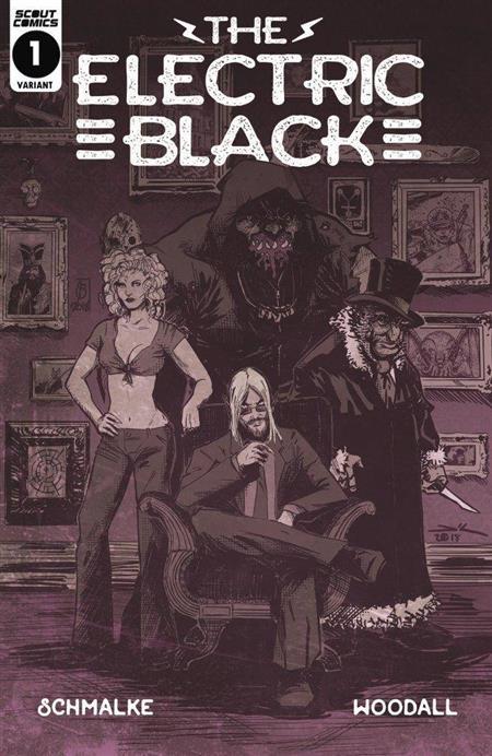 ELECTRIC BLACK #1 10 COPY INCV
