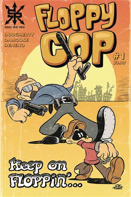 FLOPPY COP #1 (MR)