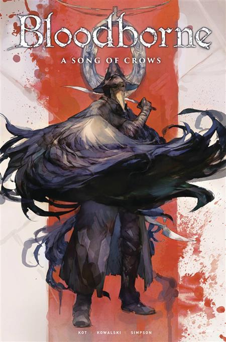 BLOODBORNE #11 CVR A YOSHIOKA (MR)
