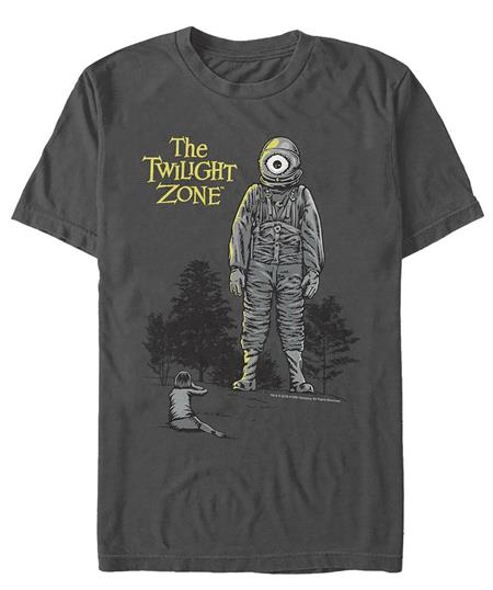 TWILIGHT ZONE LAZER EYE T/S LG (C: 1-1-0)