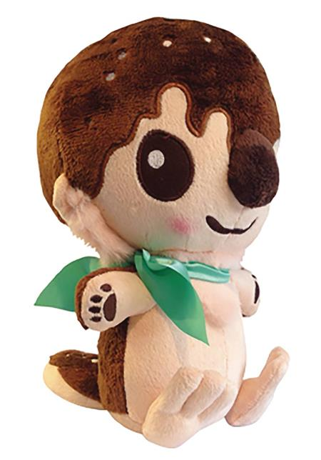 INKI DROP ECLAIR THE PASTRY OTTER 10.5 IN PLUSH (C: 1-1-2)