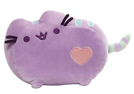 PUSHEEN PASTEL PURPLE 12 IN PLUSH (C: 1-1-2)