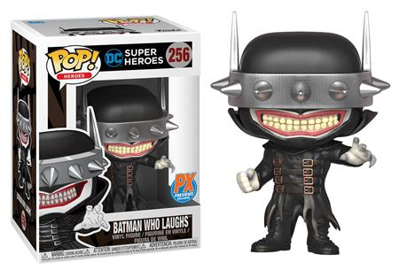 POP DC HEROES BATMAN WHO LAUGHS PX VINYL FIGURE (C: 1-1-2)