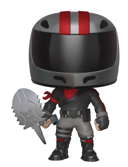 POP GAMES FORTNITE S2 BURN OUT VINYL FIG (C: 1-1-2)