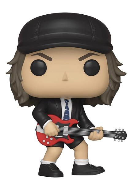POP ROCKS AC/DC ANGUS YOUNG VINYL FIGURE (C: 1-1-2)