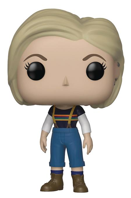 POP TV DOCTOR WHO THIRTEENTH DOCTOR VINYL FIGURE (C: 1-1-2)