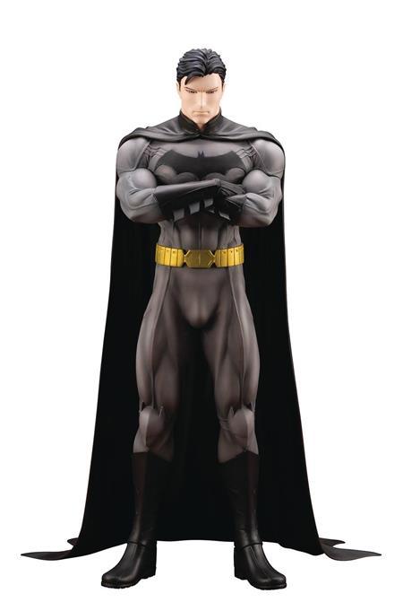 DC COMICS BATMAN IKEMEN STATUE W/ BONUS PART (Net) (C: 1-1-2
