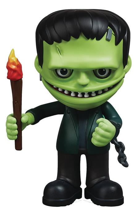 STINGRAYZ EEK SERIES 2 FRANKENSTEIN FIGURE (Net)