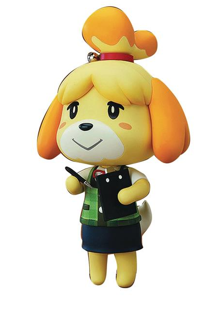 ANIMAL CROSSING NEW LEAF SHIZUE ISABELLE NENDOROID (C: 1-1-2