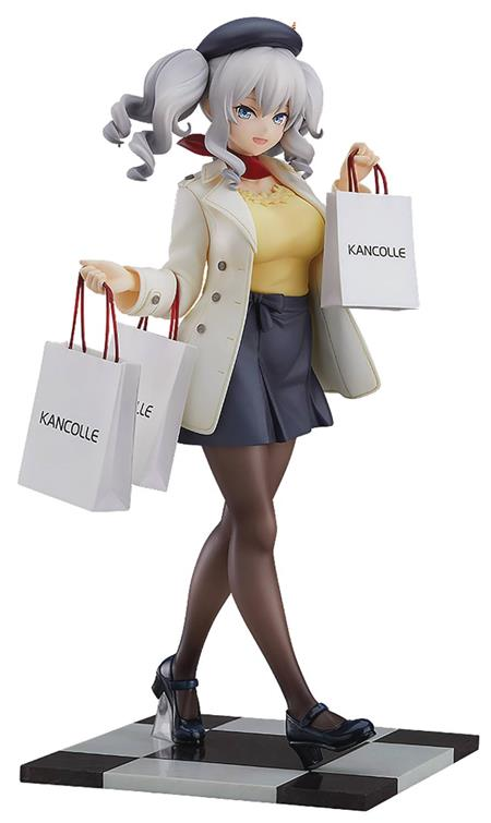 KANCOLLE KANTAI COLL KASHIMA 1/8 PVC FIG SHOPPING VER (C: 1-