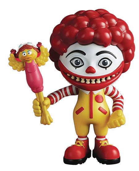 STINGRAYZ EEK SERIES 3 RONALD MCDONALD FIGURE (Net)