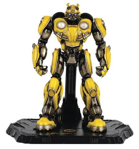 TRANSFORMERS BUMBLEBEE DLX SCALE FIG (Net) (C: 0-1-2)