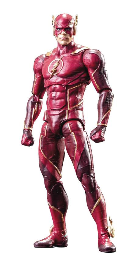 INJUSTICE 2 THE FLASH PX 1/18 SCALE FIG (C: 1-1-2)