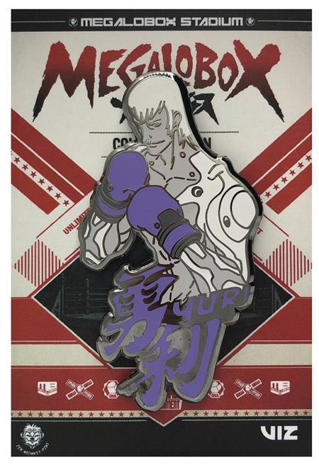 MEGALOBOX DUO TONE YURI PIN (C: 1-1-2)