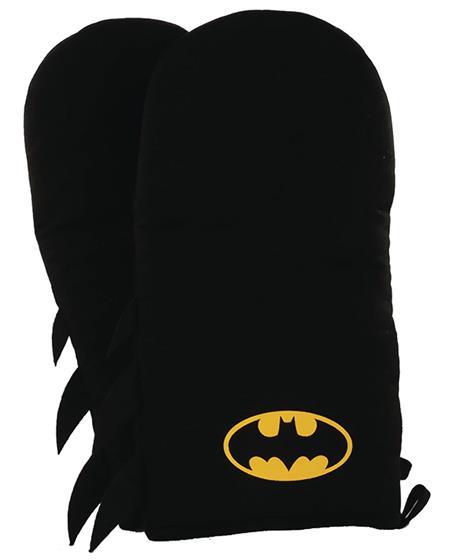 DC BATMAN BAT SYMBOL OVEN MITT 2PK (C: 1-0-0)