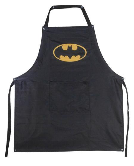 DC BATMAN BAT SYMBOL APRON (C: 1-0-0)