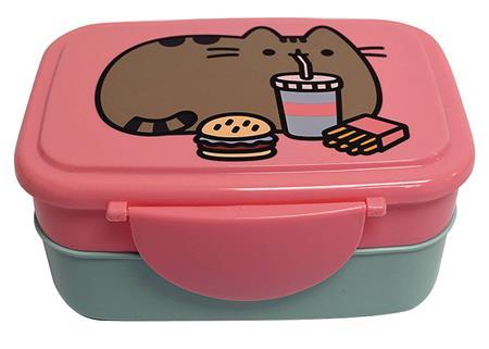 PUSHEEN FAST FOOD BENTO BOX (C: 1-1-2)