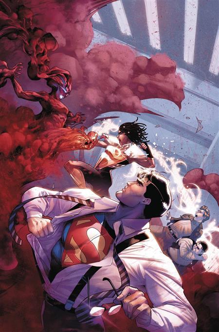 SUPERMAN ACTION COMICS HC VOL 03 LEVIATHAN HUNT