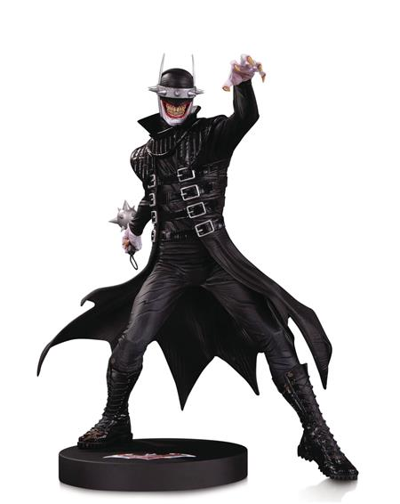 DC DESIGNER SER BATMAN WHO LAUGHS BY GREG CAPULLO STATUE