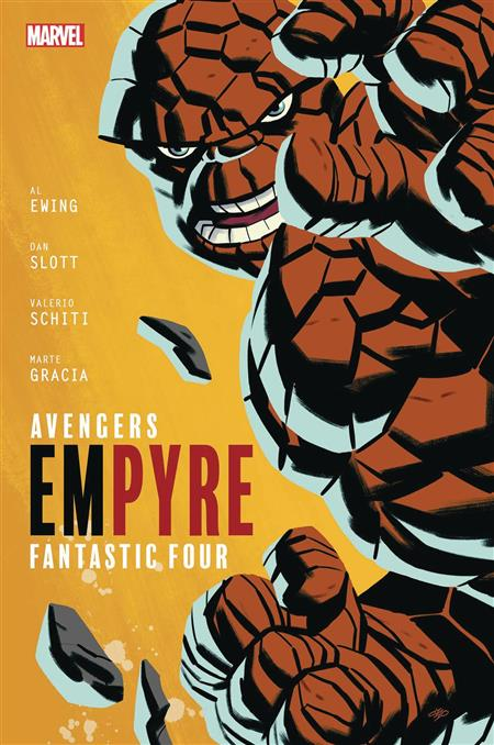 EMPYRE #1 (OF 6) MICHAEL CHO FF VAR