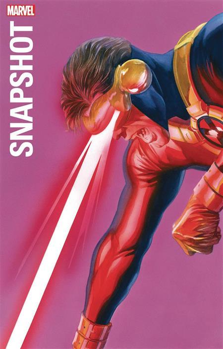 X-MEN MARVELS SNAPSHOT #1