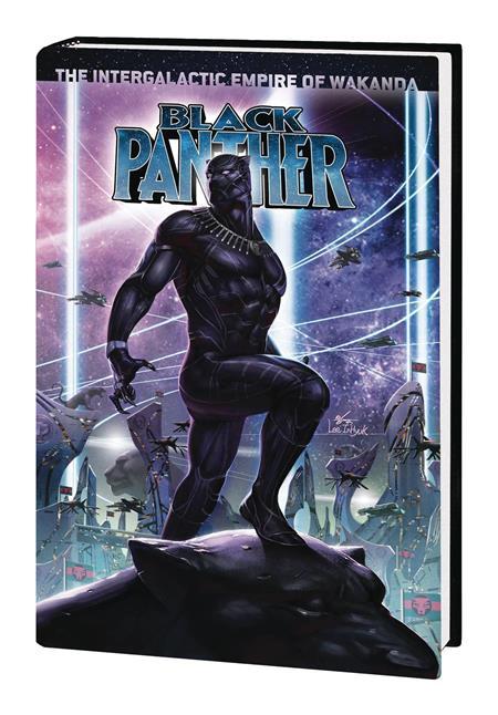 BLACK PANTHER HC VOL 03 INTERGALACTIC EMPIRE WAKANDA PART ON