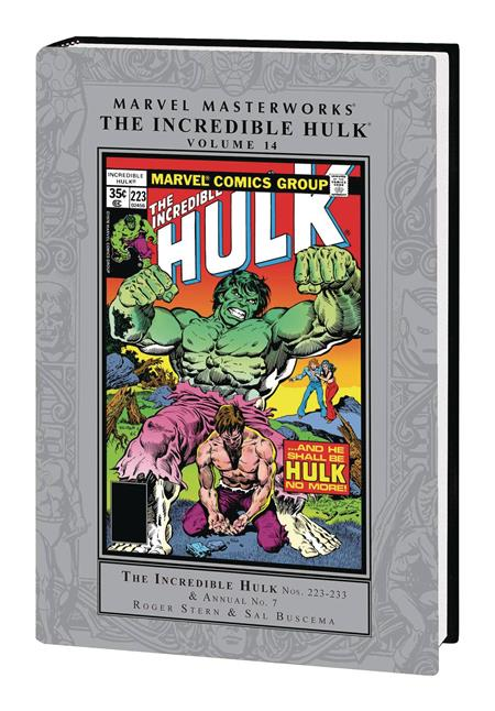MMW INCREDIBLE HULK HC VOL 14