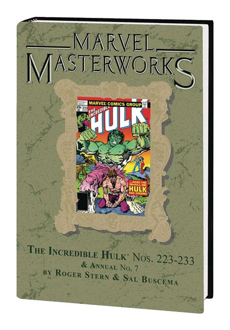 MMW INCREDIBLE HULK HC VOL 14 DM VAR ED 294