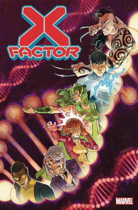 X-FACTOR #1 POSTER
