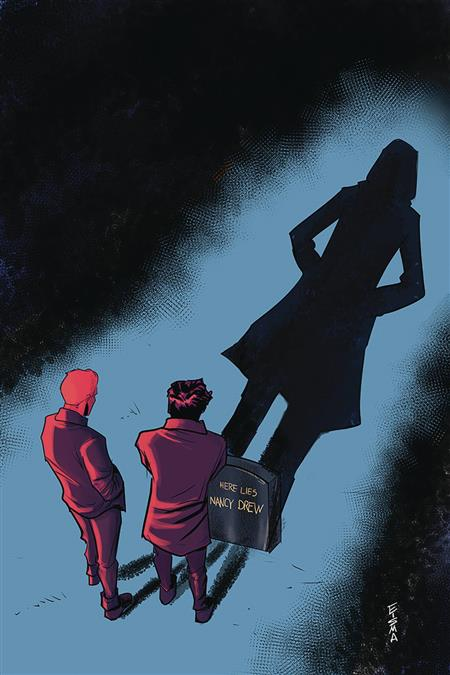 NANCY DREW & HARDY BOYS DEATH OF NANCY DREW #1 20 COPY EISMA