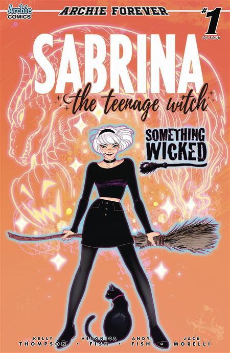 SABRINA SOMETHING WICKED #1 (OF 4) CVR A FISH