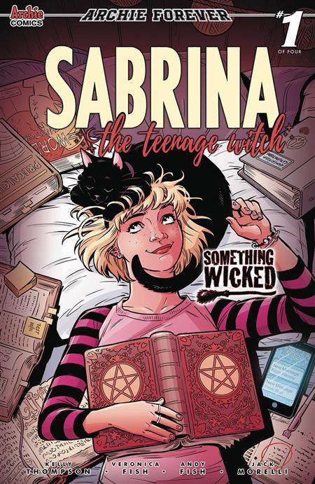 SABRINA SOMETHING WICKED #1 (OF 4) CVR C ISAACS