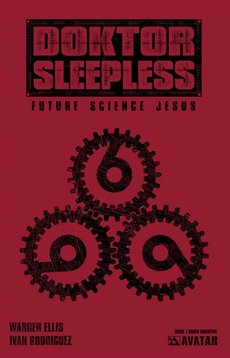 DOKTOR SLEEPLESS #1 WARNING SIGN VAR (MR)