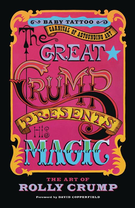 GREAT CRUMP PRESENTS HIS MAGIC ART OF ROLLY CRUMP SC (C: 0-1